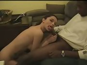 Housewife wife gives up her taut super hot asshole to a dark-hued boys cock