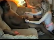 A hot portuguese cheating wifey with a black