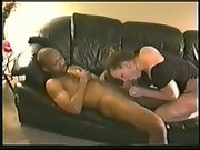 Spouse recording his cute wifey with black lover she really excited