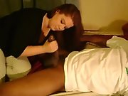 Blacked hotwife wifey big dark-hued fuck-stick experience