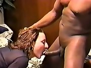 Well endowed bull blacking my wife on webcam